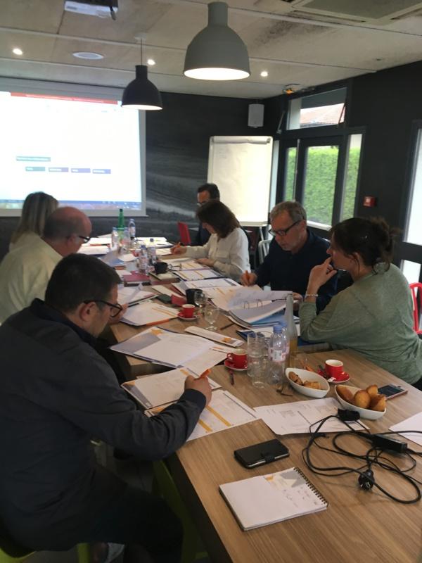 Formation à Toulouse du 2 au 4 Mai