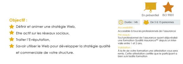 UV 21 - Participer à la stratégie qualité sur le digital de votre structure