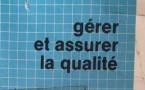 Depuis 1986, la norme ISO 9001