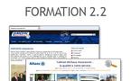 Mes éditions Qualité et Internet WEB1 et WEB2