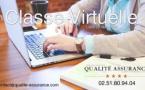 Classe virtuelle Qualité Assurance™