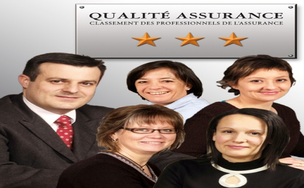 L'AGENCE ALLIANZ BEGOUEN OBTIENT LA 3ème ETOILE QUALITE ASSURANCE™