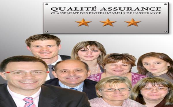 L'AGENCE ALLIANZ DESARNAUTS OBTIENT LA 3ème ETOILE QUALITE ASSURANCE™