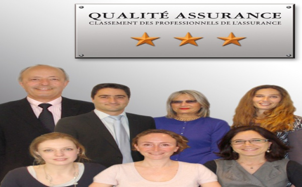 L'AGENCE ALLIANZ VEAUX OBTIENT LA 3ème ETOILE QUALITE ASSURANCE™