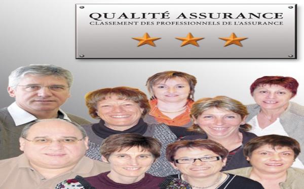 L'AGENCE ALLIANZ PERRILLAT OBTIENT LA 3ème ETOILE QUALITE ASSURANCE™