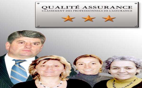 L'AGENCE ALLIANZ LANA OBTIENT LA 3ème ETOILE QUALITE ASSURANCE™