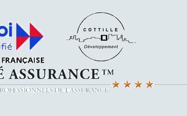 COTTILLE Développement – Qualité Assurance™ certifié Qualiopi.